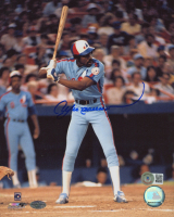 Andre Dawson Signed Expos 8x10 Photo (Beckett COA) at PristineAuction.com