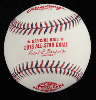 Willson Contreras Signed 2018 All-Star Game Baseball (JSA COA) at PristineAuction.com