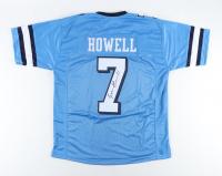 Sam Howell Signed Jersey (JSA Hologram) at PristineAuction.com
