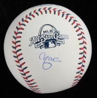 Yadier Molina Signed 2009 All-Star Game Baseball (JSA Hologram) at PristineAuction.com