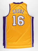 Pau Gasol Signed Lakers Jersey (Beckett COA) at PristineAuction.com