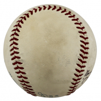 Satchel Paige Signed OAL Baseball (JSA LOA) at PristineAuction.com