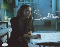 "Stella Maeve Signed ""The Magicians"" 8x10 Photo (JSA COA) at PristineAuction.com"