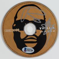 "Rick Ross Signed ""Trilla"" CD (Beckett COA) at PristineAuction.com"