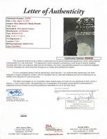 """Ozzy Osbourne Signed """"Blizzard of Ozz"""" Program (JSA LOA) at PristineAuction.com"""