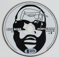"""Rick Ross Signed """"Port of Miami"""" CD (Beckett COA) at PristineAuction.com"""