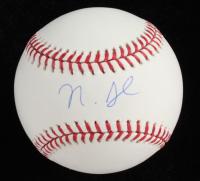 Nick Senzel Signed OML Baseball (JSA COA & USA SM Hologram) at PristineAuction.com