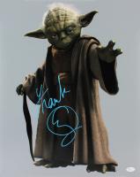 """Frank Oz Signed """"Star Wars"""" 16x20 Photo (JSA Hologram) at PristineAuction.com"""