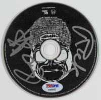 "Rick Ross Signed ""Black Market"" CD (PSA COA) at PristineAuction.com"