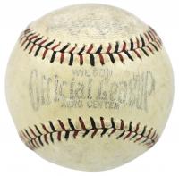 Babe Ruth Signed OL Baseball (JSA LOA) (See Description) at PristineAuction.com