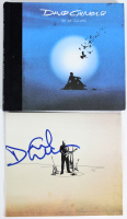 """David Gilmour Signed """"On an Island"""" CD Cover Page (JSA LOA) at PristineAuction.com"""