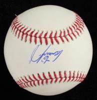Luis Urias Signed OML Baseball (JSA COA) at PristineAuction.com