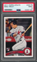 Mike Trout 2011 Topps Update #US175 RC (PSA 9) at PristineAuction.com