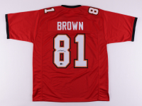 Antonio Brown Signed Jersey (Beckett Hologram) at PristineAuction.com
