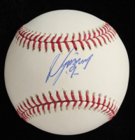 Luis Urias Signed OML Baseball (JSA Hologram) at PristineAuction.com