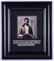 Thomas Rhett Signed 14.5x16.5 Framed Photo (JSA COA) at PristineAuction.com