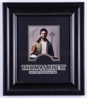 Thomas Rhett Signed 14.5x16.5 Framed Photo (JSA COA) (See Description) at PristineAuction.com