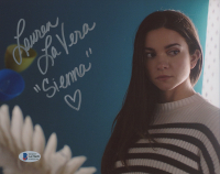 "Lauren LaVera Signed ""Terrifier 2"" 8x10 Photo Inscribed ""Sienna"" (Beckett COA) at PristineAuction.com"