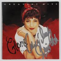 "Gloria Estefan Signed ""Greatest Hits"" CD Cover (JSA COA) at PristineAuction.com"