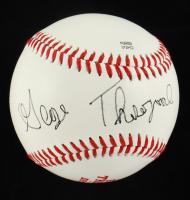 George Thorogood Signed George Thorogood and The Destroyers Logo Baseball (JSA COA) at PristineAuction.com