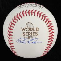 Carlos Correa Signed 2017 World Series Baseball (JSA COA &  USA SM COA) at PristineAuction.com