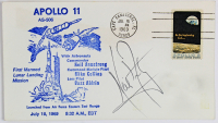Neil Armstrong Signed 1969 Apollo 11 Envelope (PSA LOA) at PristineAuction.com