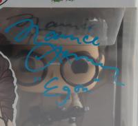 "Maurice LaMarche Signed ""Ghostbusters 35th Anniversary"" #743 Dr. Egon Spengler Funko Pop! Vinyl Figure Inscribed ""Egon"" (JSA COA) at PristineAuction.com"
