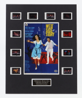 """""""West Side Story"""" LE 8x10 Custom Matted Original Film / Movie Cell Display at PristineAuction.com"""