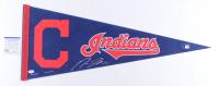 Jose Ramirez Signed Indians Full-Size Pennant (PSA COA) at PristineAuction.com