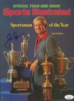 Jack Nicklaus Signed 1979 Sports Illustrated Magazine (JSA COA) at PristineAuction.com