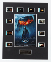 """""""The Dark Knight"""" LE 8x10 Custom Matted Original Film / Movie Cell Display at PristineAuction.com"""