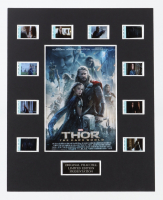 """""""Thor: The Dark World"""" LE 8x10 Custom Matted Original Film / Movie Cell Display at PristineAuction.com"""