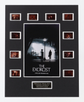 """""""The Exorcist"""" LE 8x10 Custom Matted Original Film / Movie Cell Display at PristineAuction.com"""