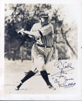Ty Cobb Signed Tigers 8x10 Photo (PSA LOA) at PristineAuction.com