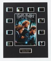 """""""Harry Potter and the Deathly Hallows - Part 1"""" LE 8x10 Custom Matted Original Film / Movie Cell Display at PristineAuction.com"""