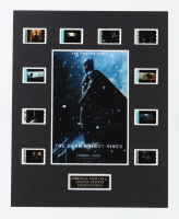 """""""The Dark Knight Rises"""" LE 8x10 Custom Matted Original Film / Movie Cell Display at PristineAuction.com"""