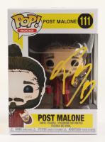 """Post Malone Signed """"Post Malone"""" #111 Funko Pop! Vinyl Figure (JSA COA) (See Description) at PristineAuction.com"""
