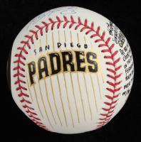 Fernando Tatis Jr. Signed Mike Floyd Hand-Painted OML Baseball (JSA COA & USA SM COA & PA LOA) at PristineAuction.com