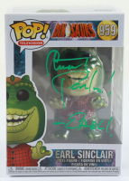 "Stuart Pankin Signed ""Dinosaurs"" #959 Earl Sinclair Funko Pop! Vinyl Figure Inscribed ""Earl!"" (JSA COA) at PristineAuction.com"