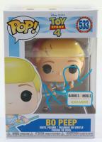 "Annie Potts Signed ""Toy Story 4"" #524 Bo Peep Funko Pop! Vinyl Figure (JSA COA) (See Description) at PristineAuction.com"