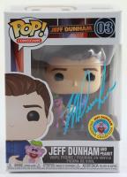 Jeff Dunham Signed Comedians #03 Funko Pop! Vinyl Figure (JSA COA) (See Description) at PristineAuction.com