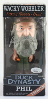 """Phil Robertson Signed """"Duck Dynasty"""" Phil Talking Bobble-Head (JSA COA) (See Description) at PristineAuction.com"""