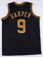 Ron Harper Signed Jersey (PSA Hologram) (See Description) at PristineAuction.com