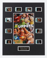 """""""The Muppets"""" LE 8x10 Custom Matted Original Film / Movie Cell Display at PristineAuction.com"""