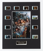 """""""The Hobbit: An Unexpected Journey"""" LE 8x10 Custom Matted Original Film / Movie Cell Display at PristineAuction.com"""