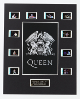 """""""Queen"""" LE 8x10 Custom Matted Original Film / Movie Cell Display at PristineAuction.com"""