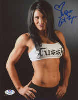 Cat Zingano Signed MMA 8x10 Photo (PSA COA) at PristineAuction.com