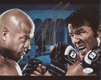 Tito Ortiz Signed UFC 8x10 Photo (JSA COA) at PristineAuction.com