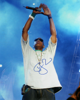 Jay-Z Signed 16x20 Photo (Steiner COA) at PristineAuction.com