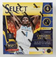 2020-21 Panini Select Basketball Mega Box with (8) Packs (See Description) at PristineAuction.com